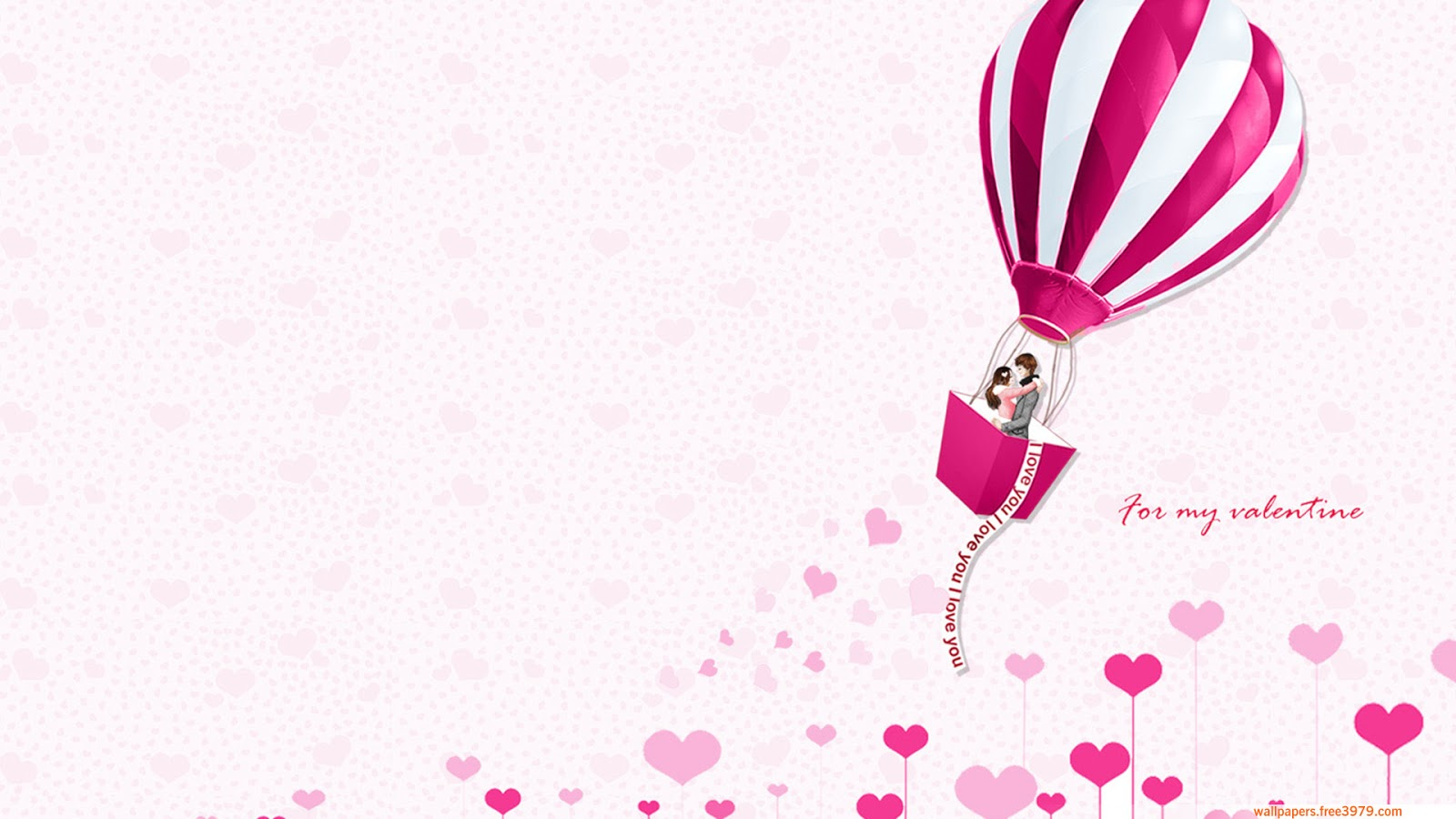 Cute Valentines Day Wallpaper Sweet Wallpapers for Valentine`s Day 1600x900
