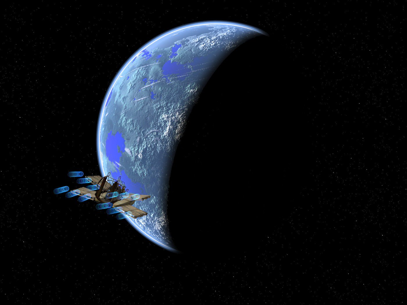 Garrys mod space wallpaper by Zim1112 on deviantART 1400x1050