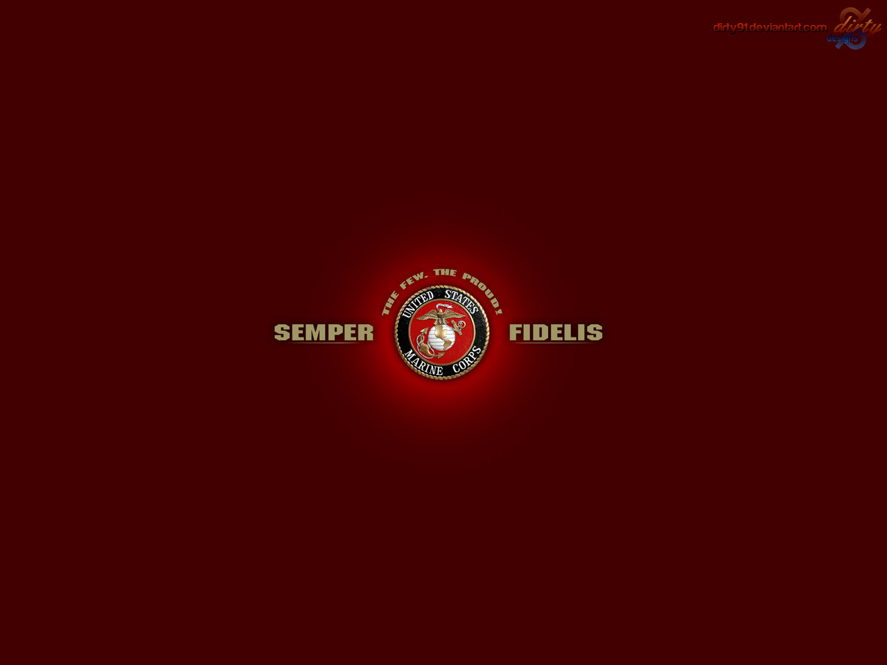 usmc wallpaper now in hd by dirty91 customization wallpaper other 2008 1280x960