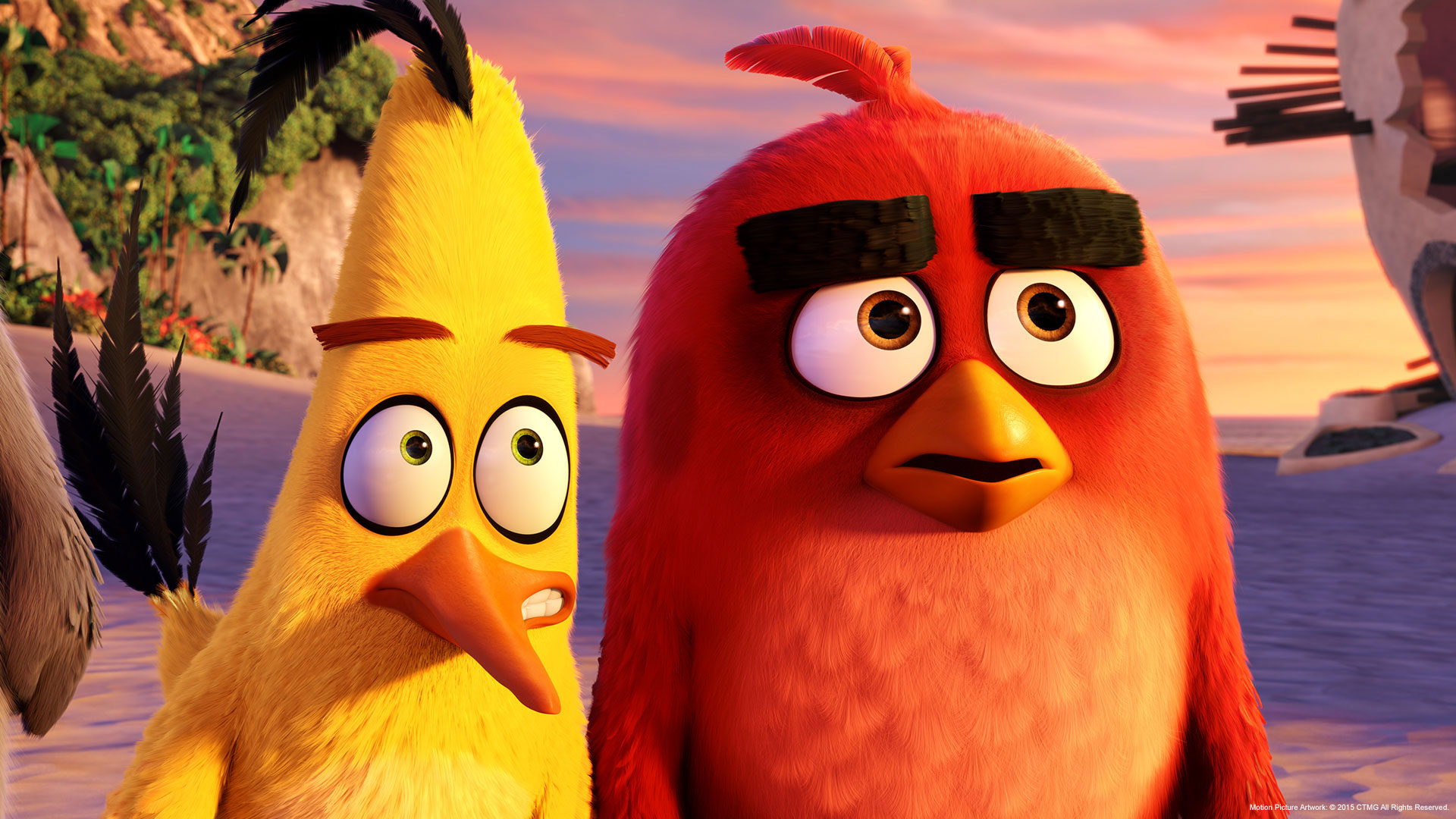 The Angry Birds Movie 2016 HD Desktop iPhone iPad Wallpapers 1920x1080