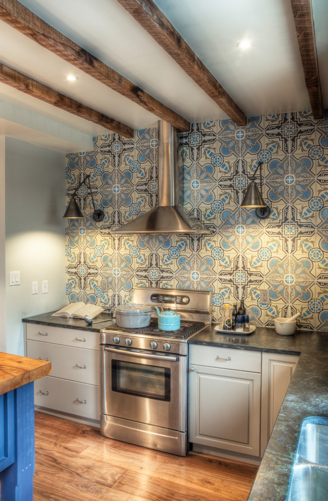 Choosing the Right Idea for Kitchen Backsplash Choices for Modern 648x990