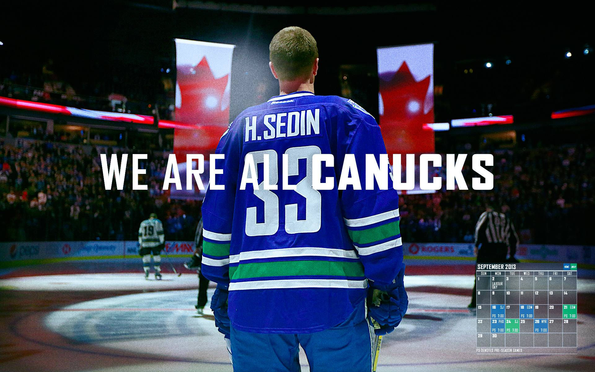 Vancouver Canucks Wallpapers 1920x1200