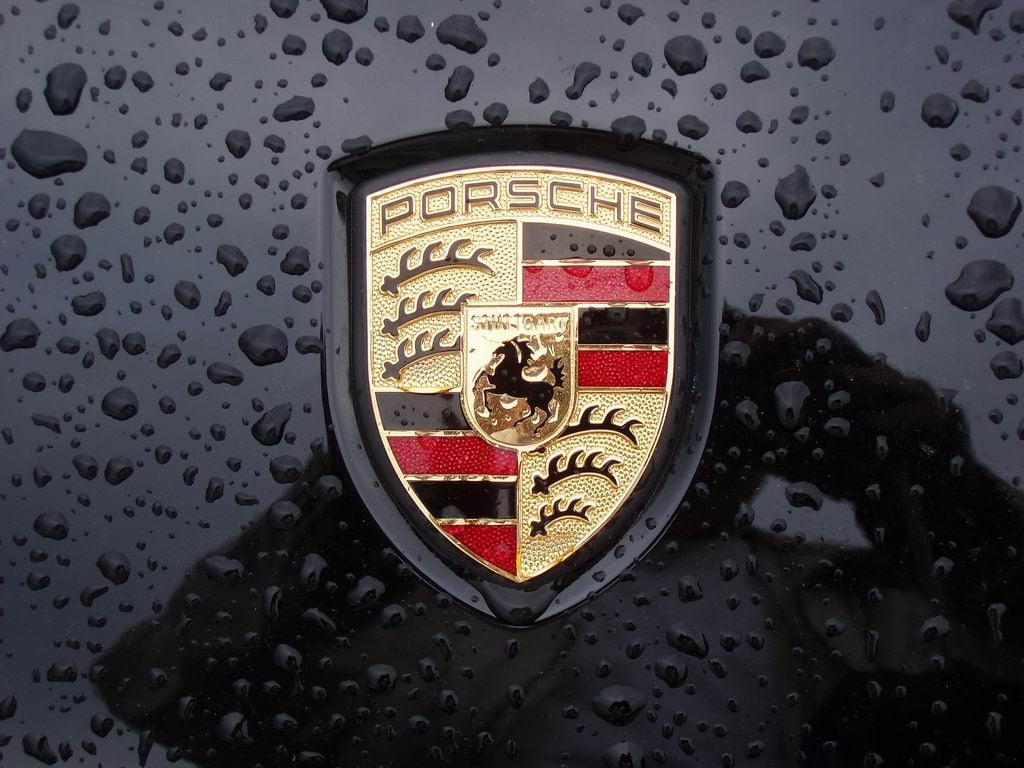 48 Porsche Logo Wallpaper On Wallpapersafari