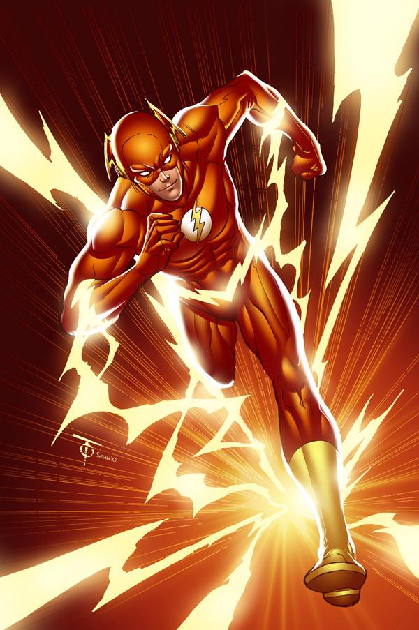 Ilustraes Super Legais do Flash 600x903