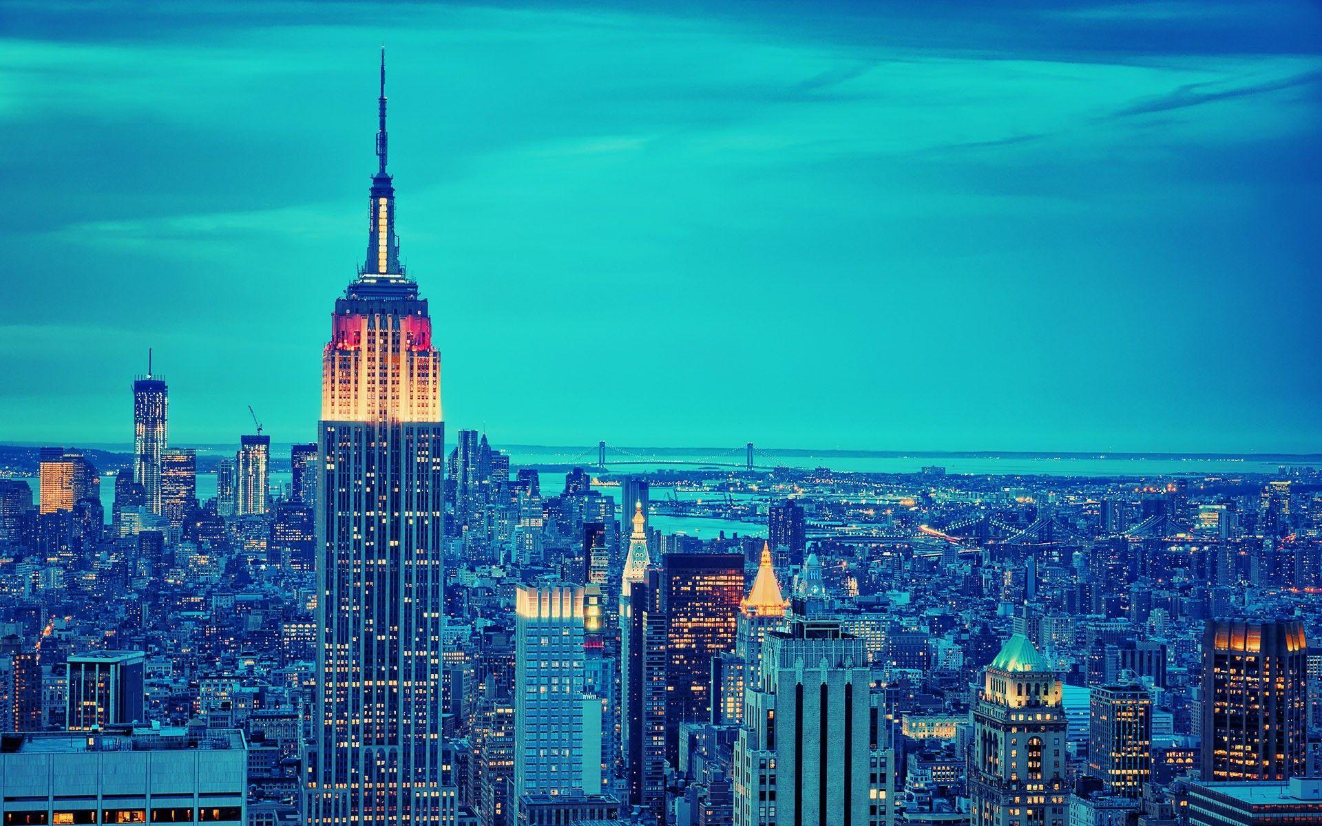 Empire State Building wallpaper   1208393 1920x1200