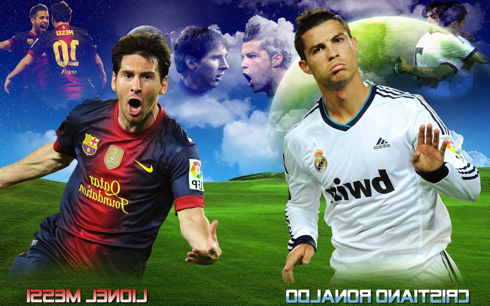 50 Messi Vs Ronaldo Wallpaper 2015 On Wallpapersafari