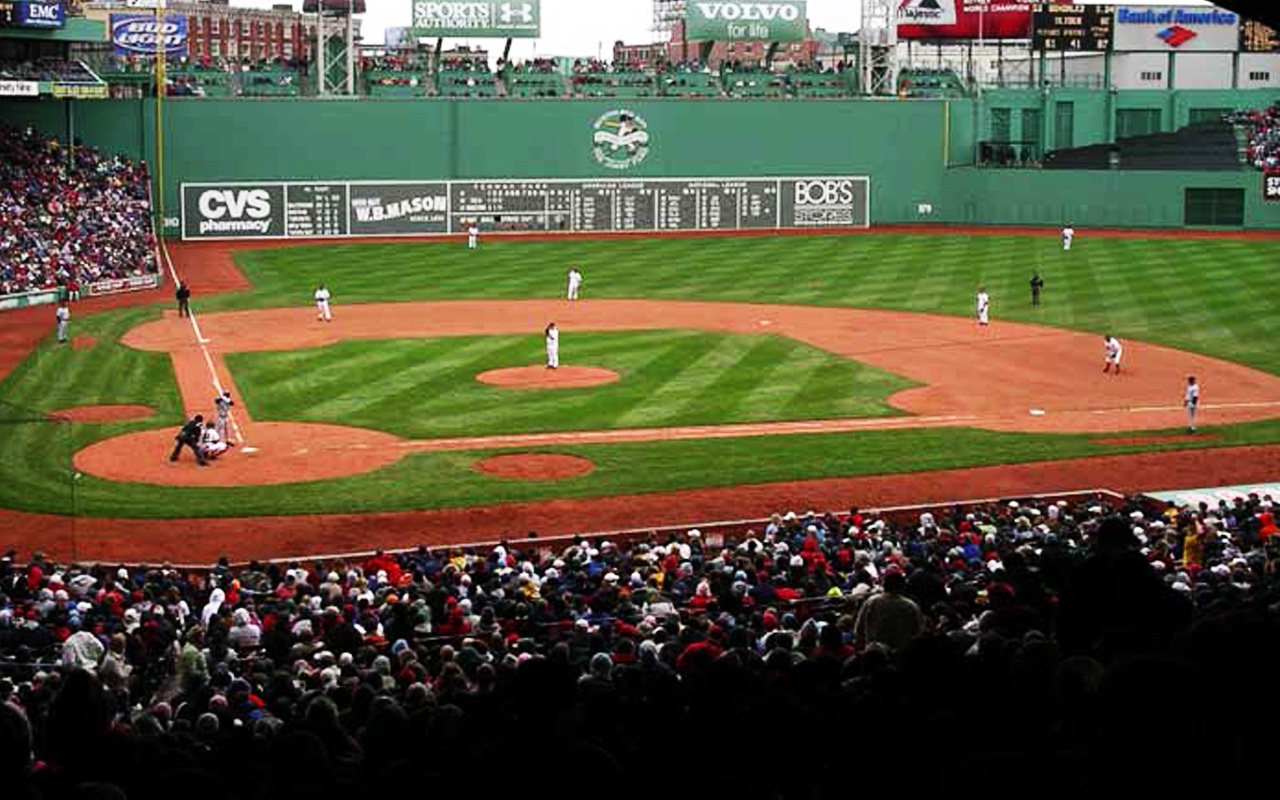 Fenway park screensavers and wallpapers wallpapersafari - Red sox iphone background ...