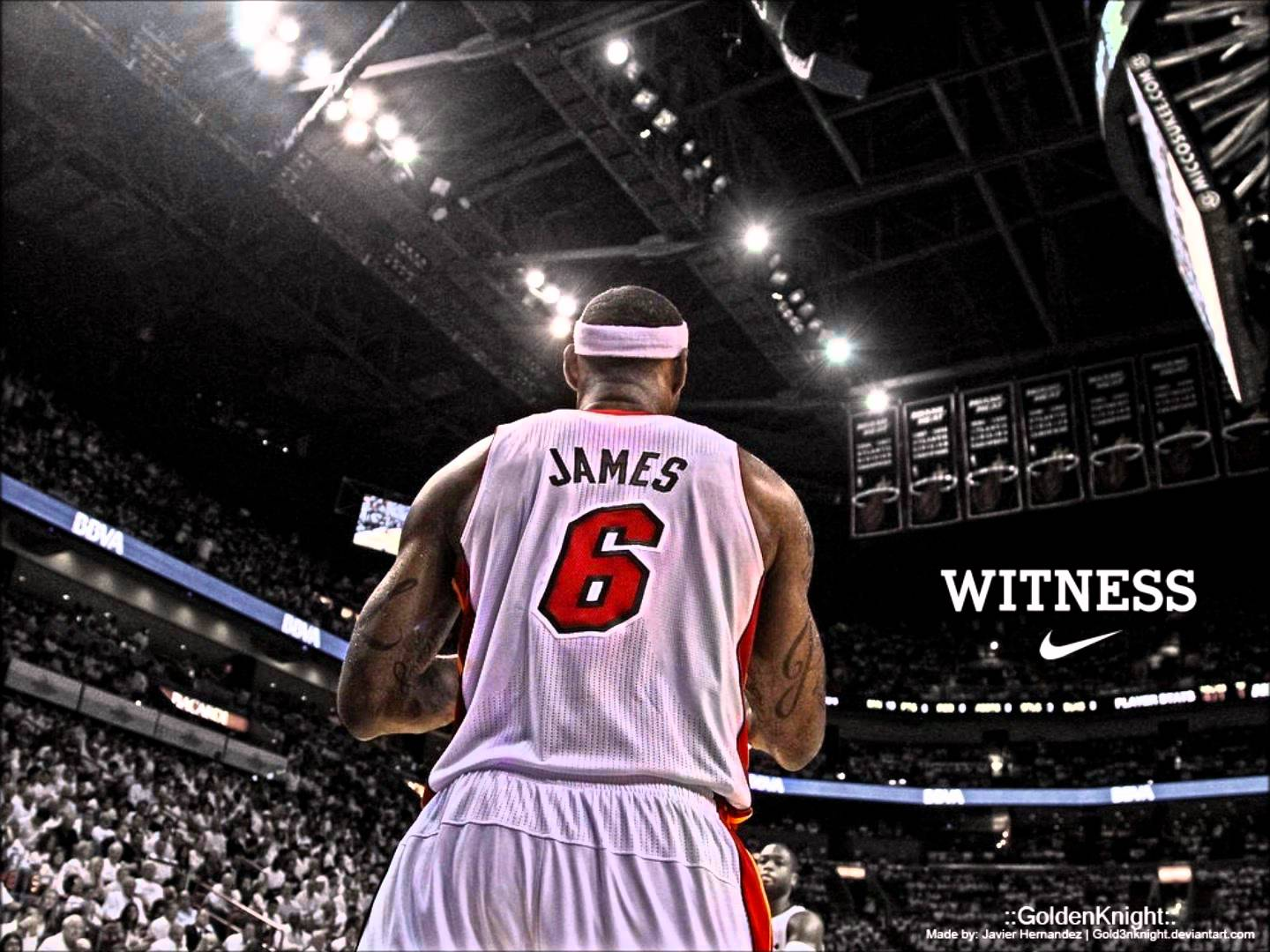 Viewing Gallery For   Lebron James Witness 1440x1080