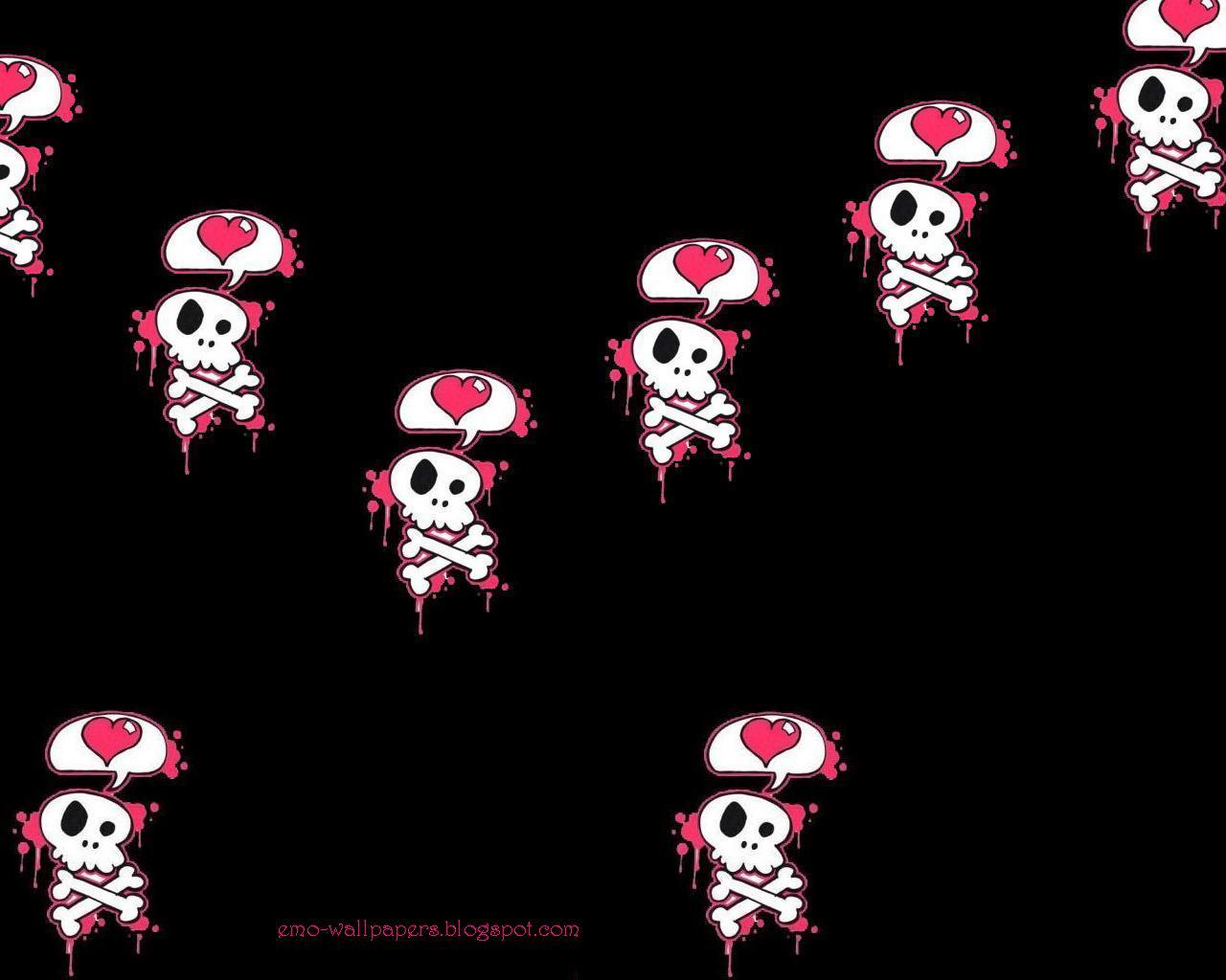 PINK EMO WALLPAPERS Emo wallpaper Emo Girls Emo Boys Emo 1280x1024