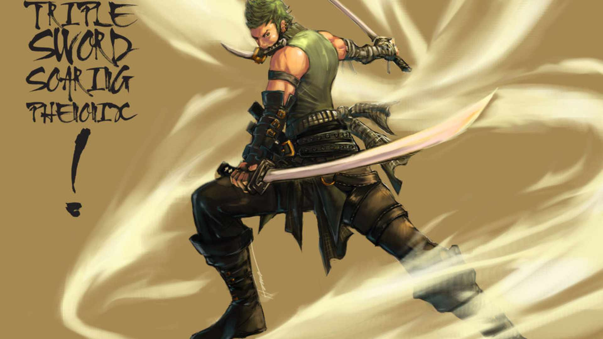 comwallpapers59582the one piece anime titled zoro hd wallpaperhtml 1920x1080