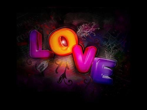 love wallpaper 500x375