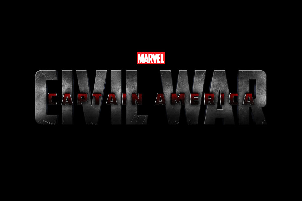 Marvels CAPTAIN AMERICA CIVIL WAR   ReLOGO by MrSteiners on 1024x683