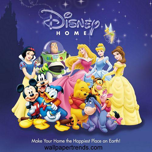 Disney Wallpaper For Home Wallpapersafari