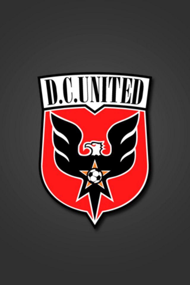 DC United Wallpaper 640x960