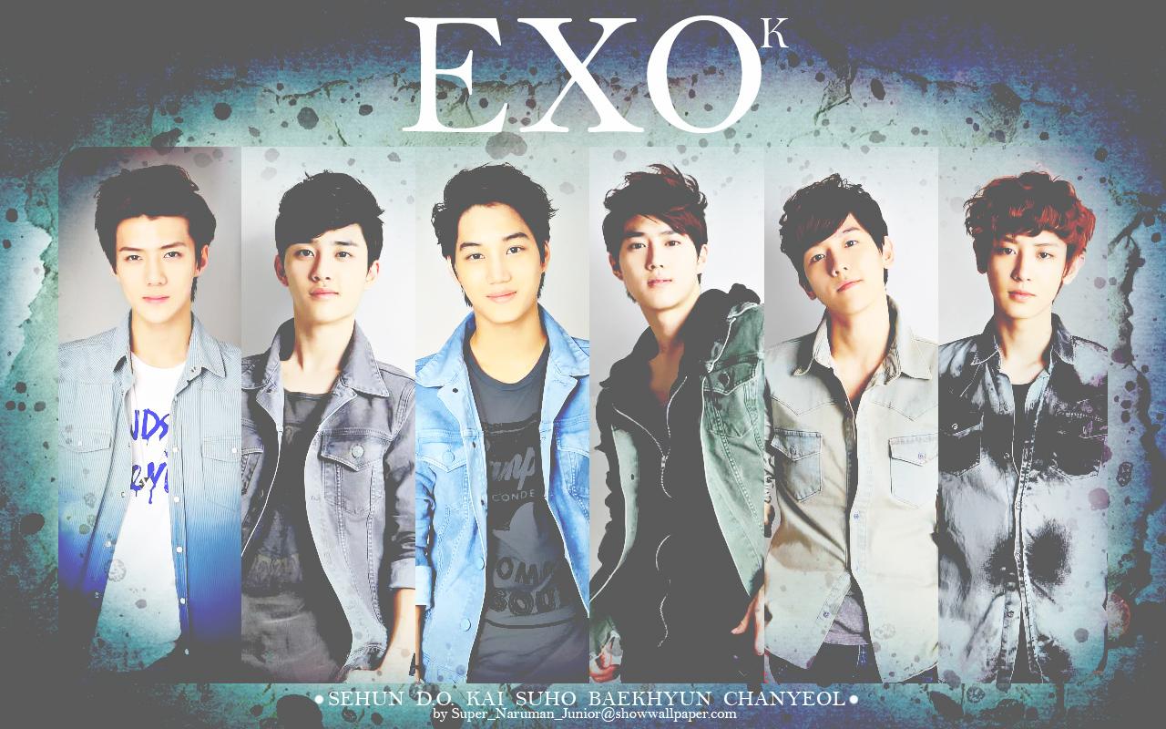EXO K   EXO K Wallpaper 32100335 1280x800
