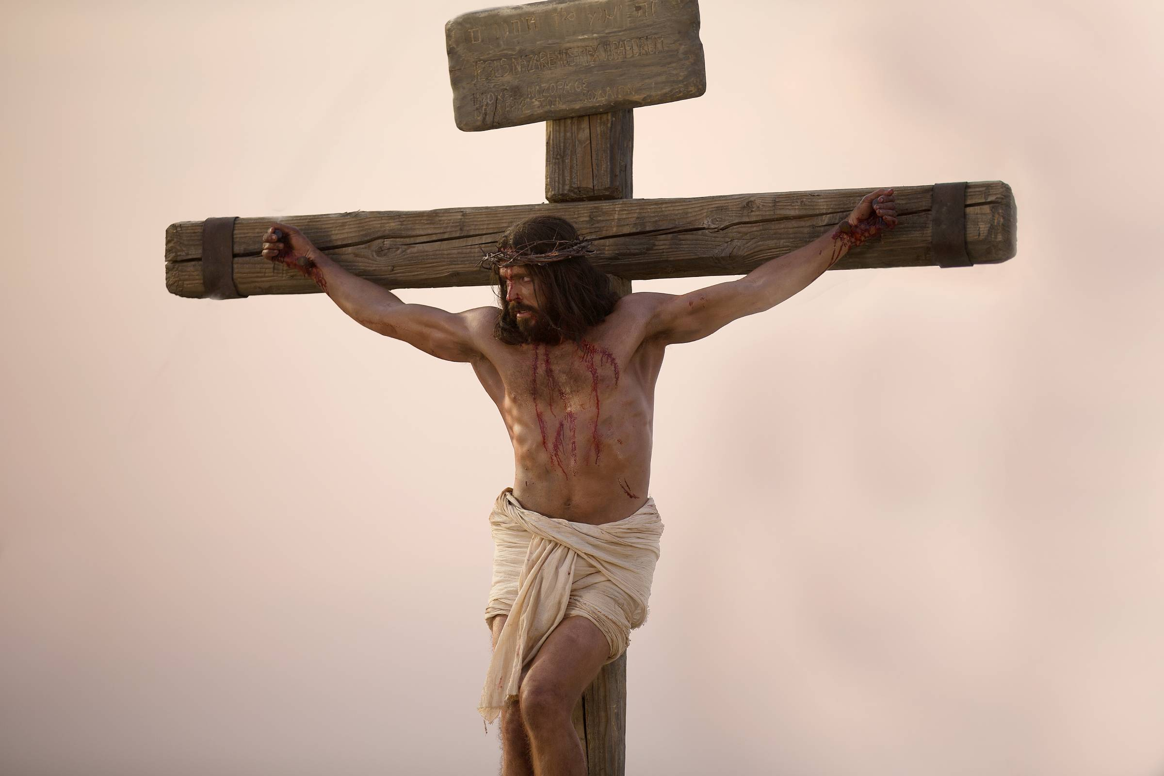 Jesus Crucifixion Wallpapers 2400x1600