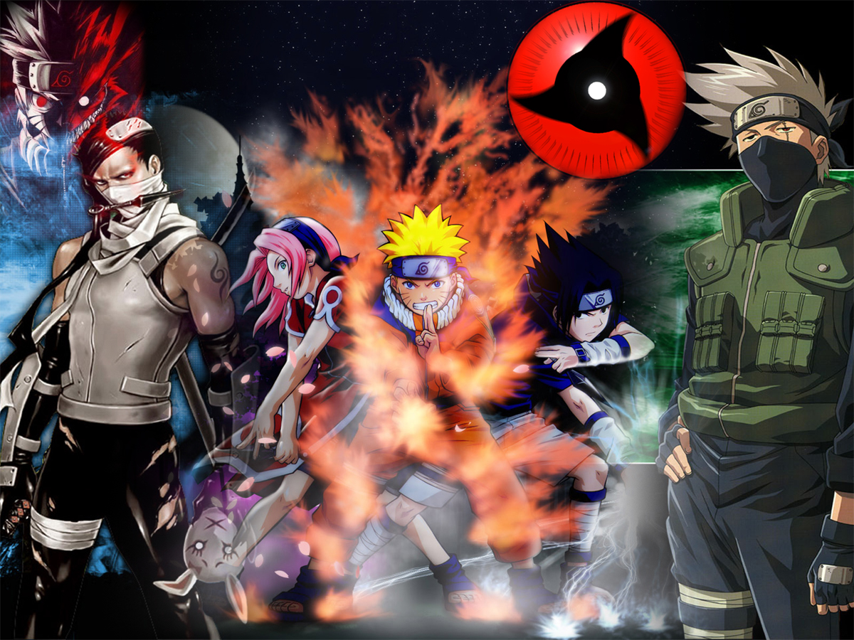 Naruto Wallpaper by BigOwner 1200x900