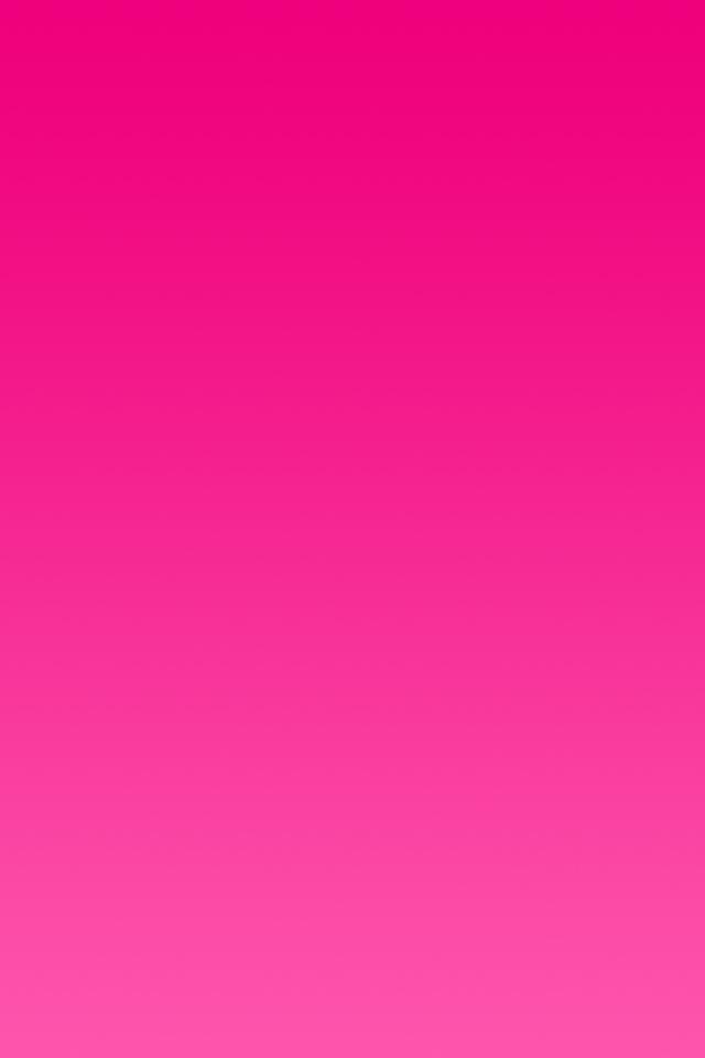Neon Pink Gradient - iPhone Wallpaper