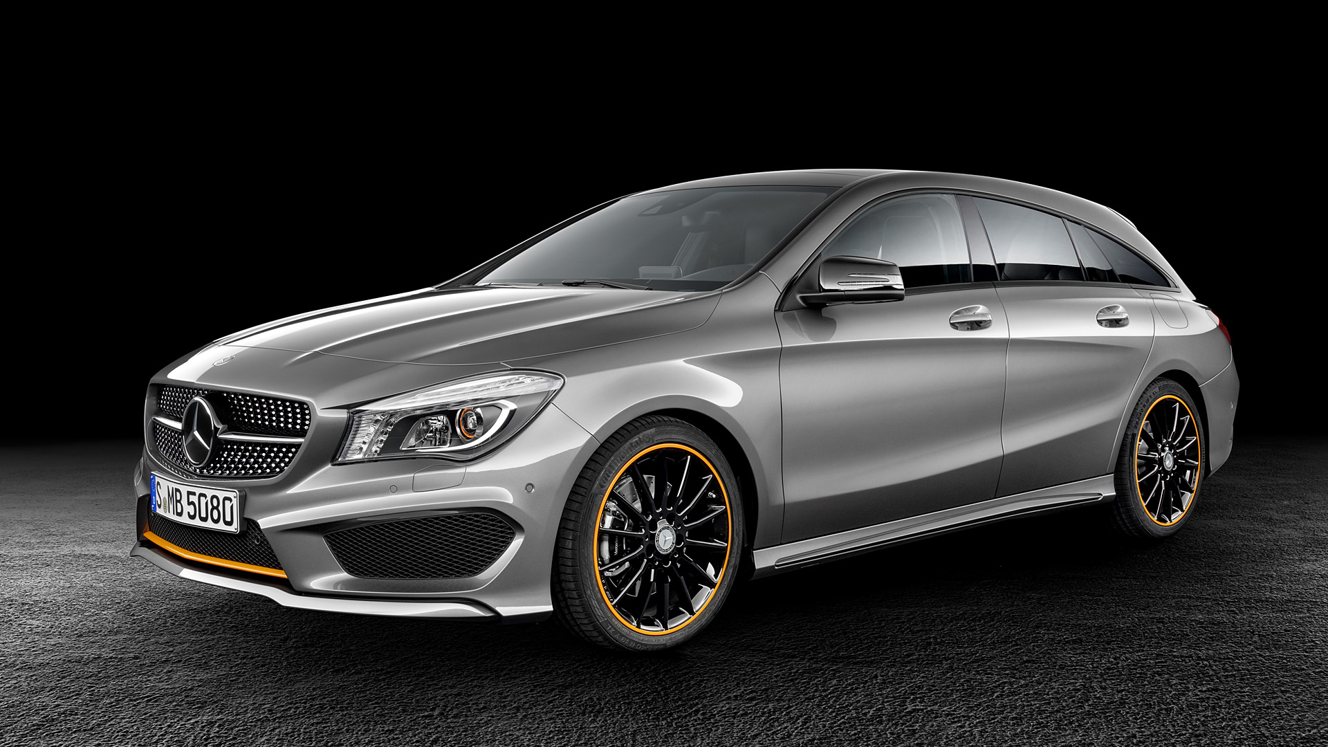2016 Mercedes Benz CLA Shooting Brake Wallpapers Specs Videos 1920x1080