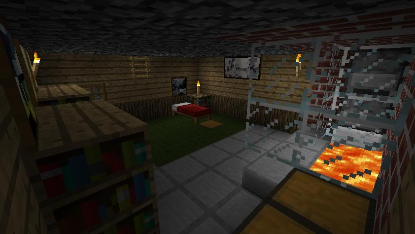 Your Bedroom   Survival Mode   Minecraft Discussion   Minecraft Forum 842x474