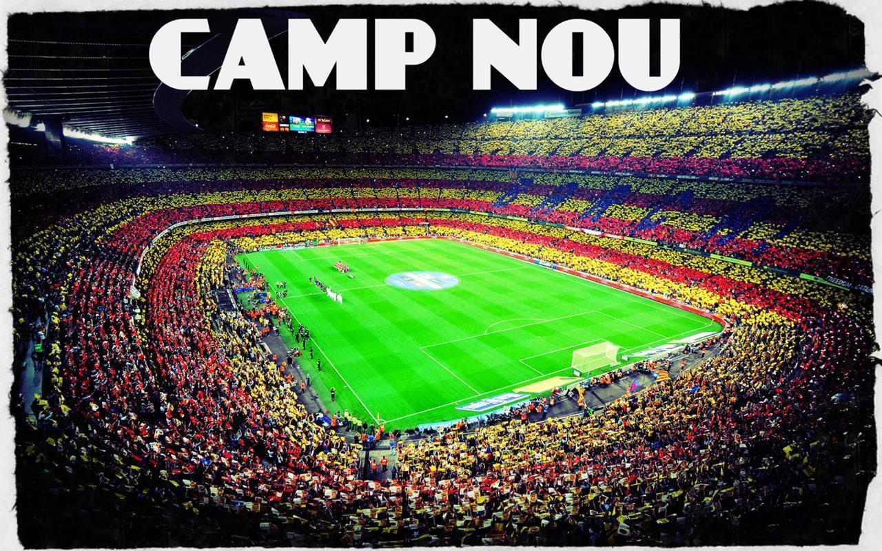 Camp Nou Wallpapers 1280x800