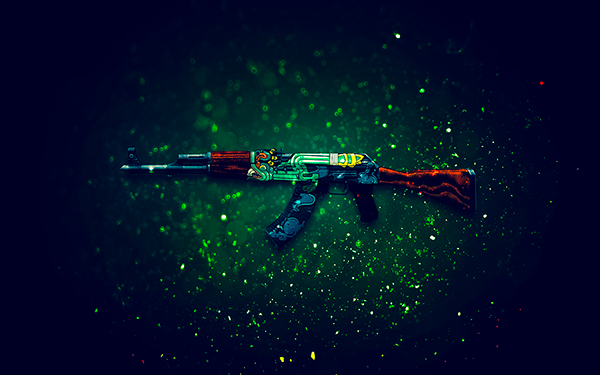 CSGO Weapon Skin Wallpapers on Behance 600x375