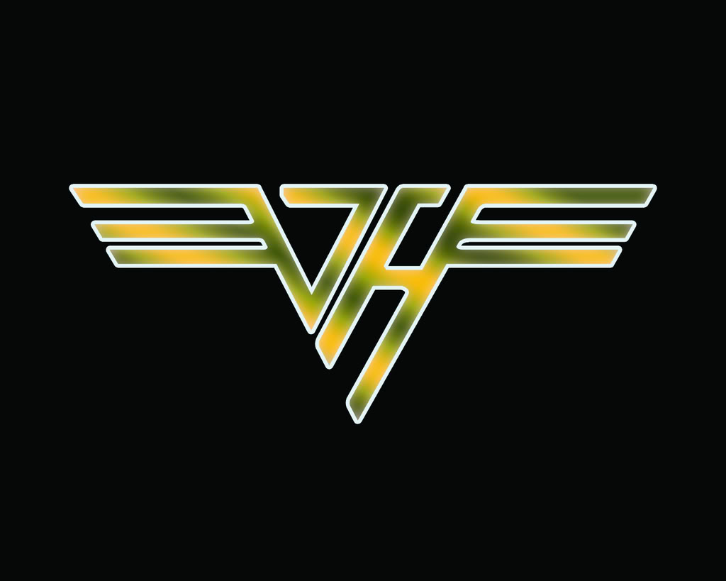 Free Van Halen Logo Wallpapers - WallpaperSafari