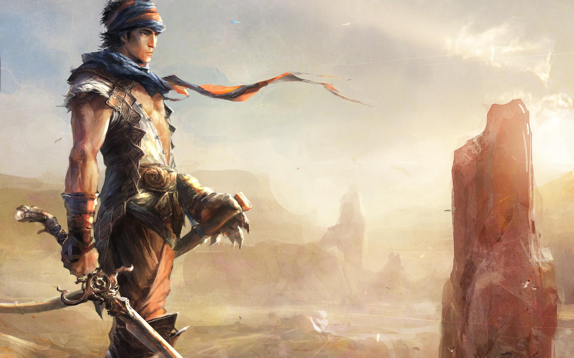Free Download Prince Of Persia 2008 11 Artwork Wallpaper