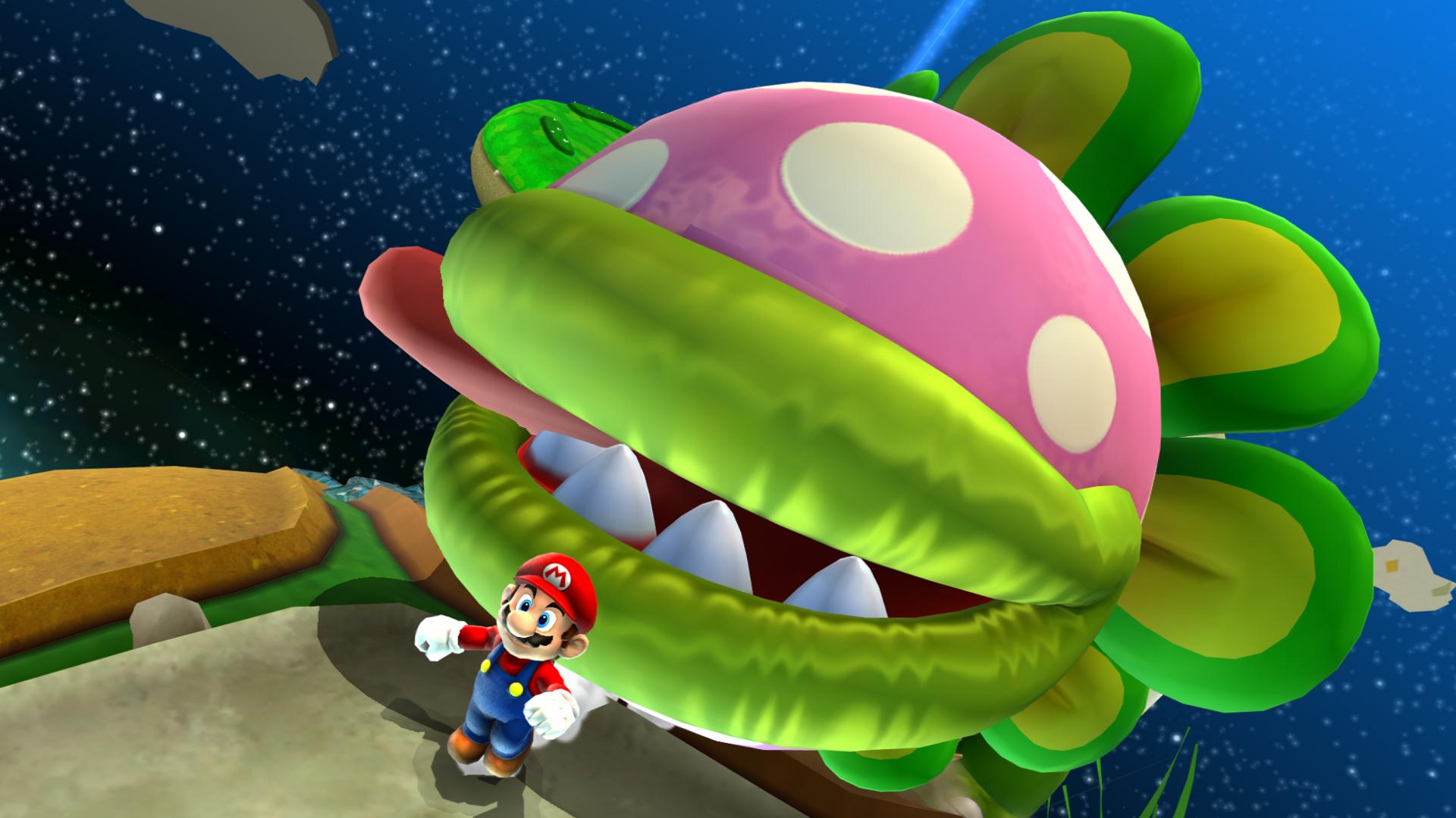 50+] Super Mario Galaxy 2 Wallpaper Hd on WallpaperSafari