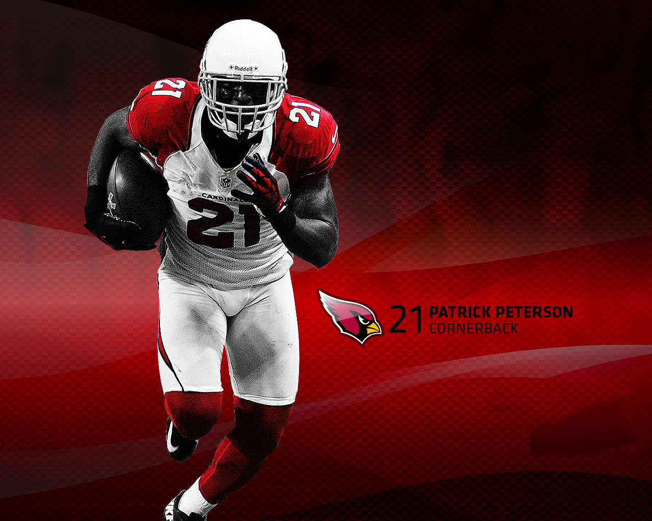 Patrick Peterson Cardinals Wallpaper in HD   iPhone2Lovely 1280x1024