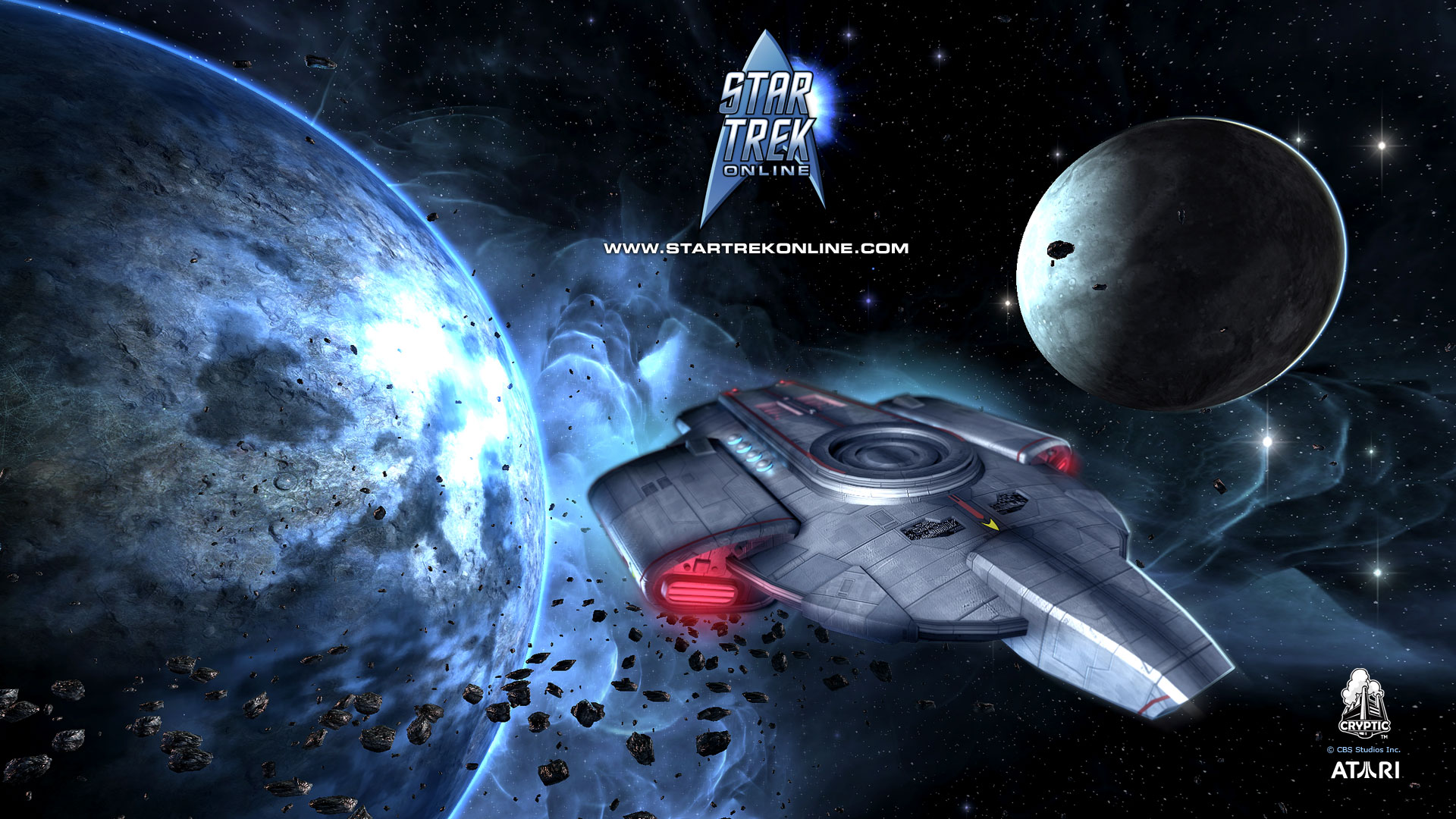 TREKCORE GAMING STAR TREK ONLINE Wallpapers 1920x1080
