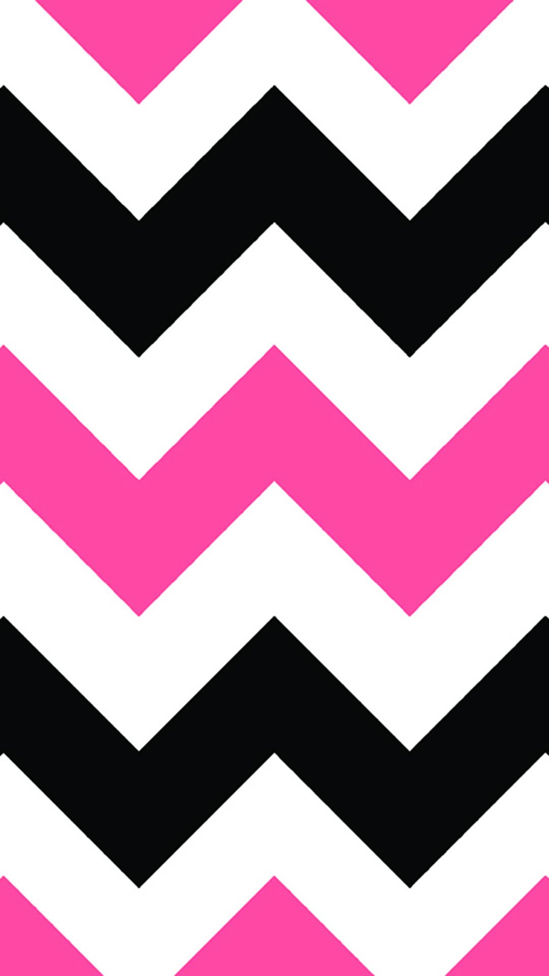 [46+] Pink Black and White Wallpaper on WallpaperSafari