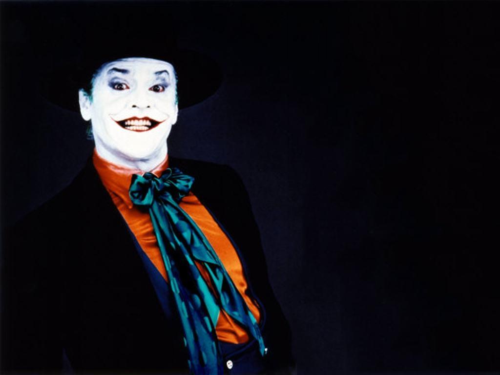 Pics Photos   Jack Nicholson Joker Wallpaper 1024x768