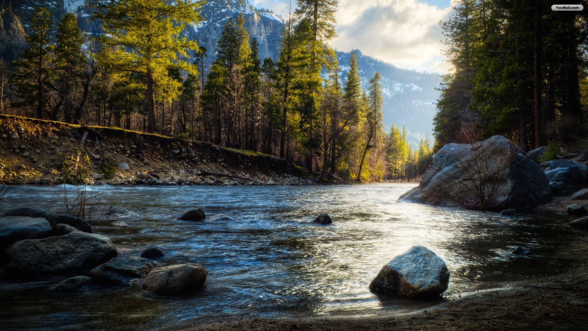 Beautiful River Wallpaper Download 2624 Wallpaper Cool 1920x1080