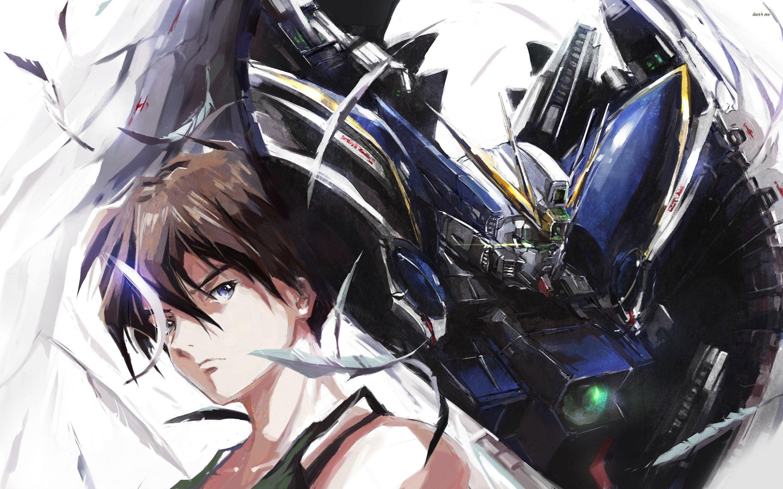 Gundam Deathscythe Picture at Movies Monodomo 2880x1800