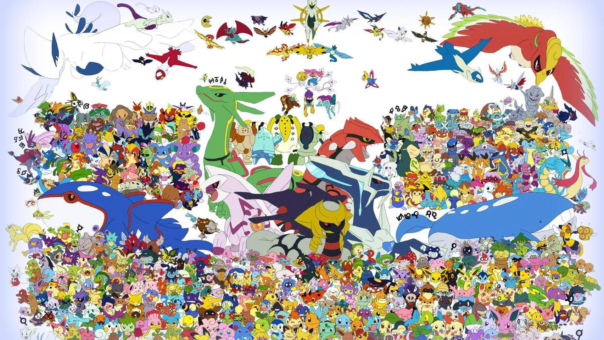 Pokemon Wallpaper 1920x1080 - WallpaperSafari