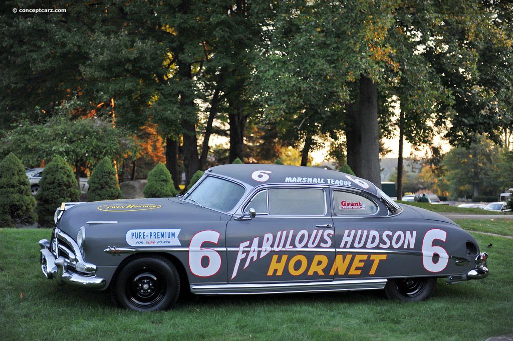 1952 Hudson Hornet NASCAR conceptcarzcom 1024x681
