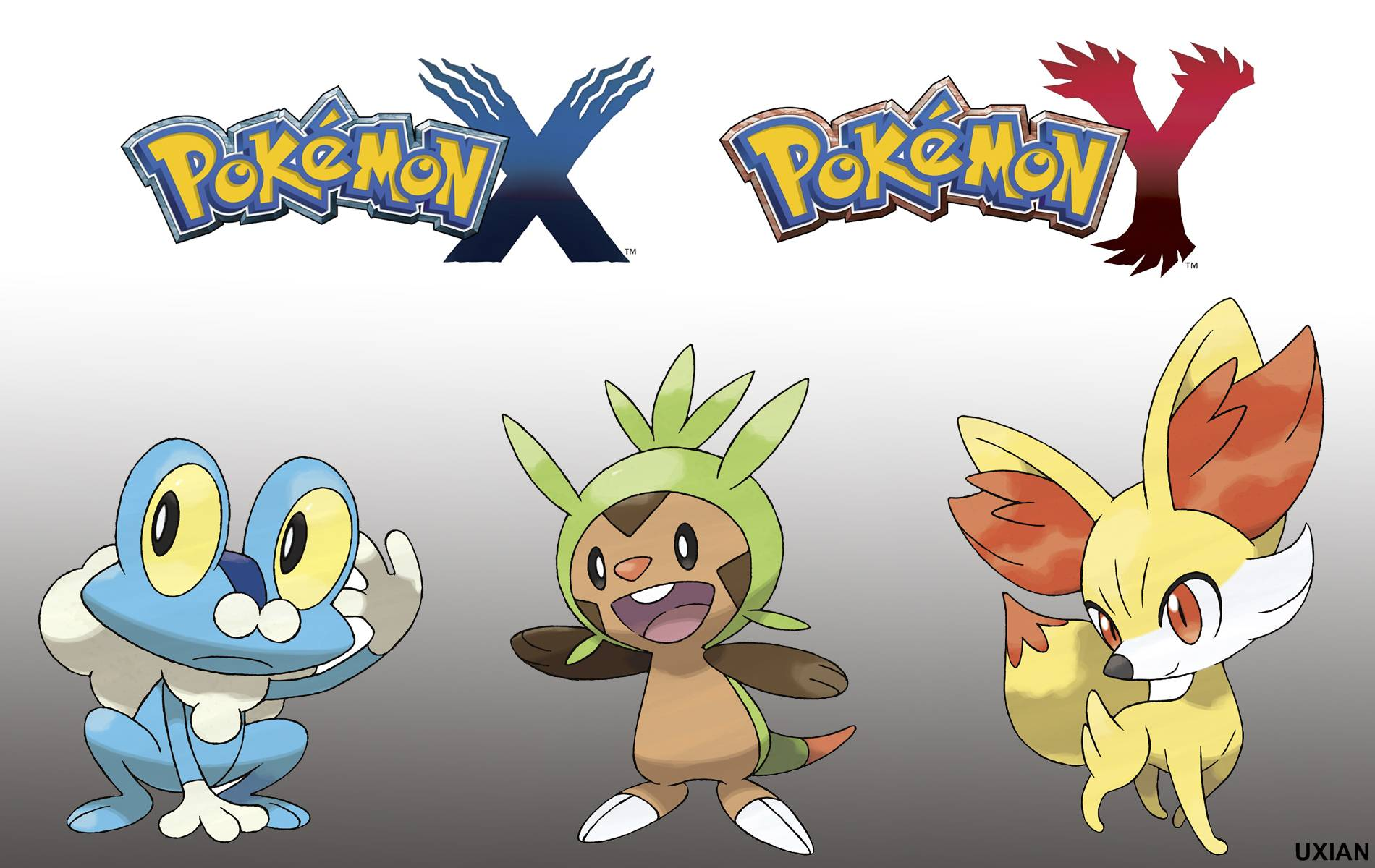 Pokemon X And Y Wallpaper HD 1900x1200