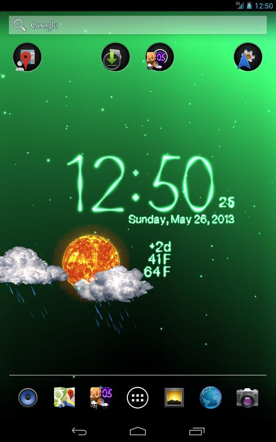 live weather radar wallpaper wallpapersafari