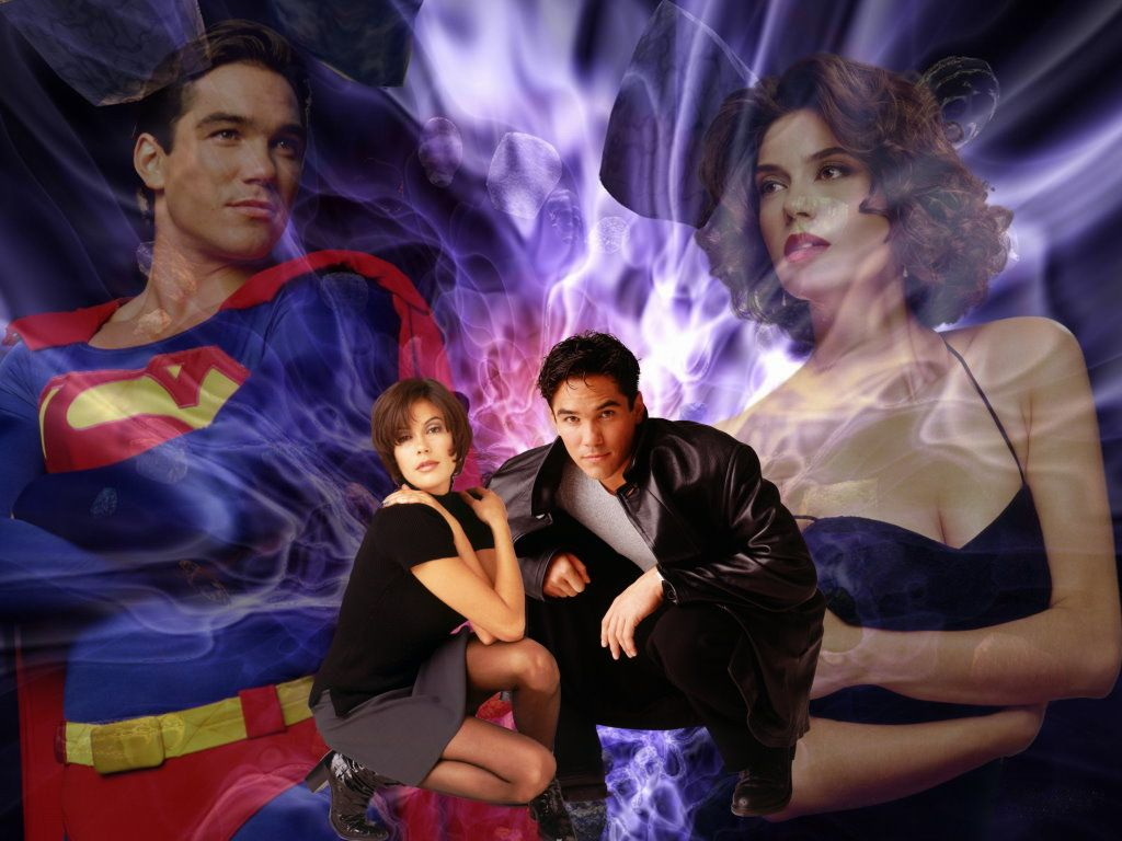 Pin by Mikiro on Lois and Clark Adventures of superman Superman 1024x768