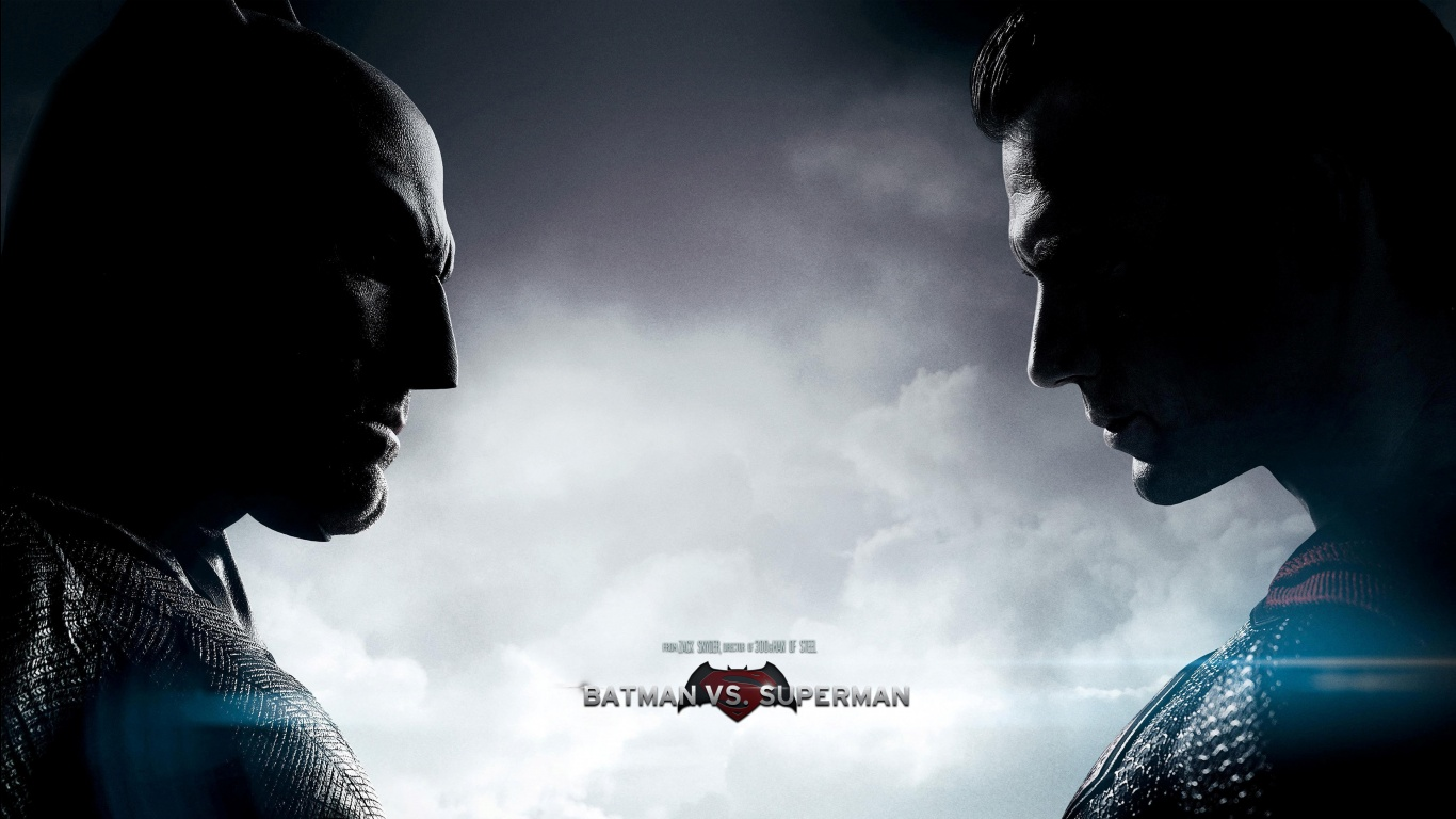 Batman v Superman Movie Wallpapers HD Wallpapers 1366x768