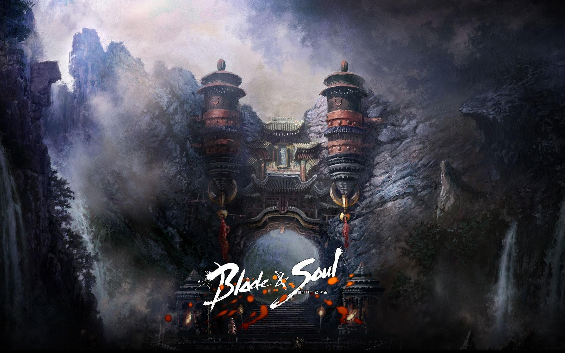 Blade and Soul Castle Widescreen Image wallpaper Best HD Wallpapers 1920x1200