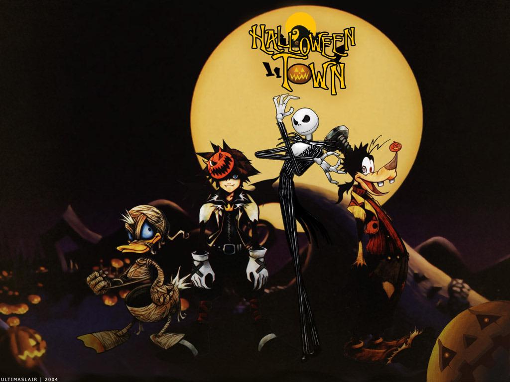 Kingdom Hearts 2 desktop wallpaper Kingdom Hearts 2 wallpapers 1024x768