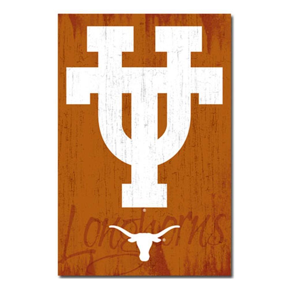 University of Texas Longhorns Logo 13 Wall Poster 1001x1001
