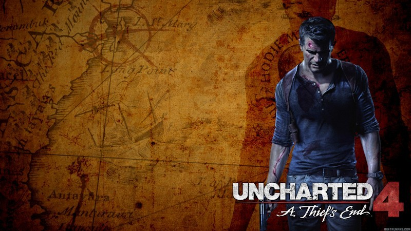 Free Download Uncharted 4 Wallpaper Nathan Drake 800x450 For