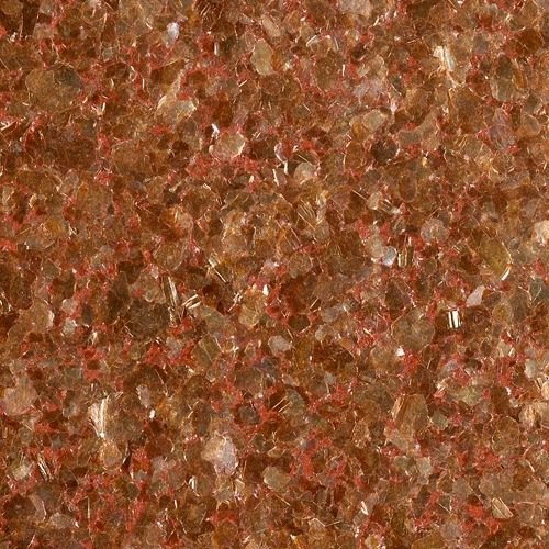Copper Mica Chips textured metallic paper backed wallpaper MMi507 500x500