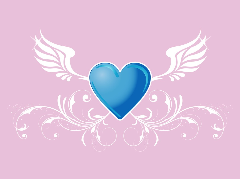 Heart With Wings 1024x765