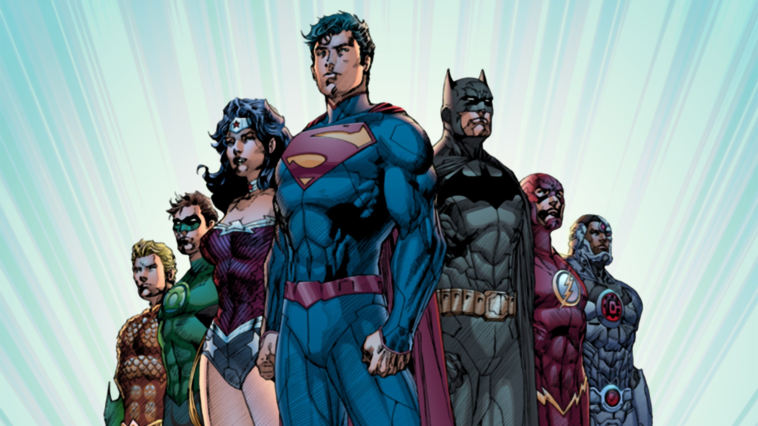 Free Download Justice League New 52 Iphone Wallpaper