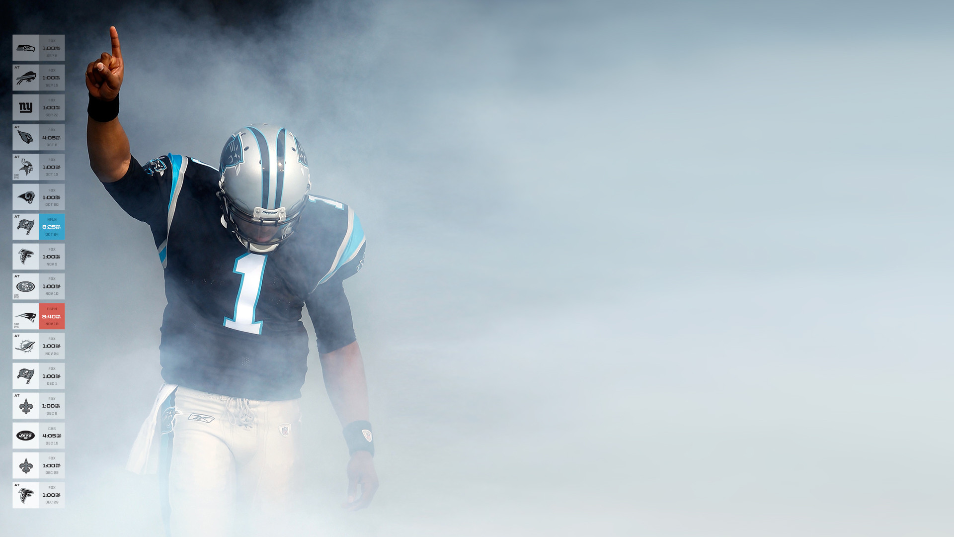 Panthers Wallpaper Schedule finished Android iPhone Desktop 1920x1080