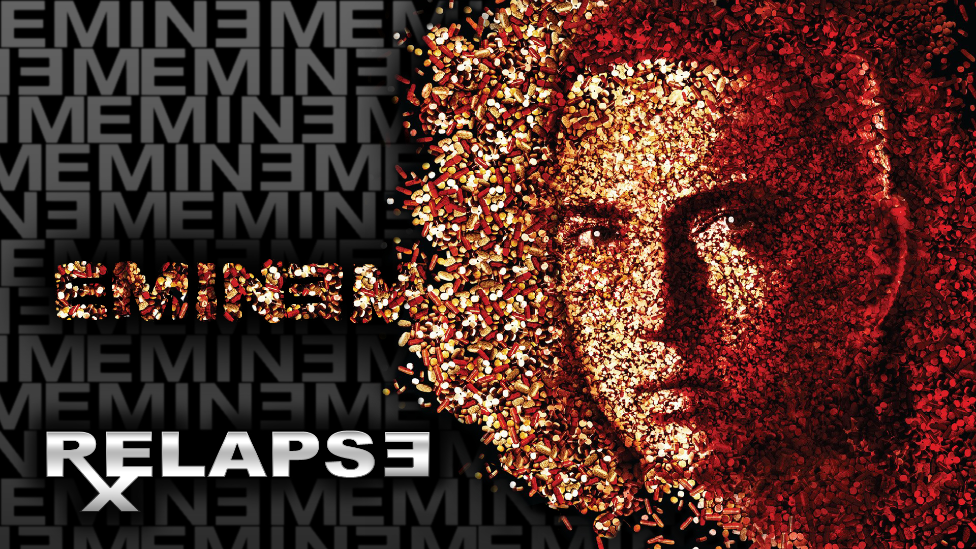 Eminem Relapse Rap Wallpapers 1920x1080